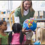 teacher-globe
