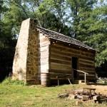 Lincoln-cabin