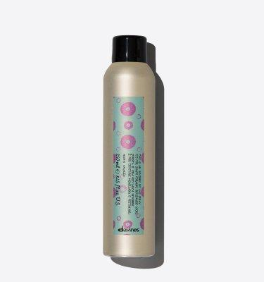 This is an Invisible No Gas Spray de Davines