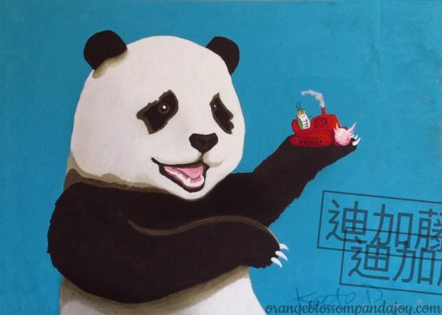 Panda Joy