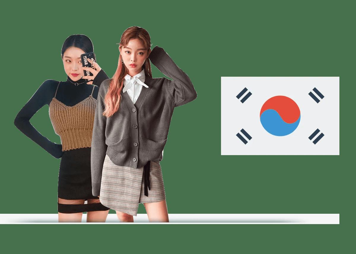 韓國女裝批發 | 東大門批發 | OrangeBox 韓國時裝批發