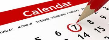 IRS Tax filing deadlines