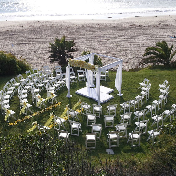 Orange County Wedding Venues Orange County Beach Weddings