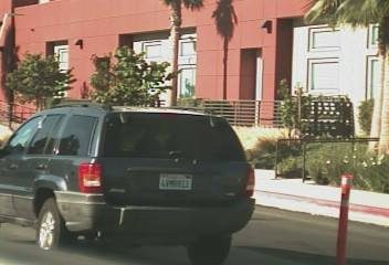 JEEP owned by missing woman from Huntington Beach (HBPD photo).