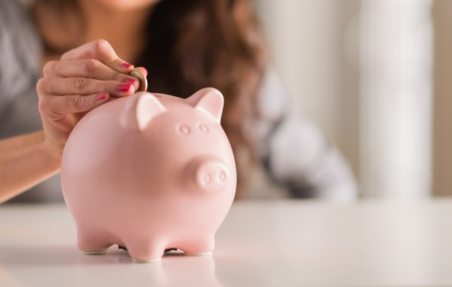 EVEN with today's low interest rates, saving is smarter than borrowing.