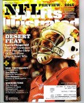 SPORTS ILLUSTRATED's Aug. 29 cover.