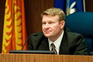 STEVE JONES, candidate for Garden Grove mayor (OC Tribune photo).