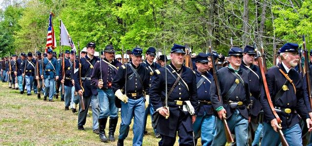 CIVIL WAR Days are coming to Huntington Beach Central Park Saturday and Sunday (Flickr photo/DFB Photo).