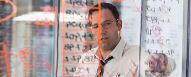 """BEN AFFLECK stars in """"The Accountant."""""""
