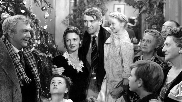 """""""IT'S A WONDERFUL LIFE"""" in Bedford Falls, but in Garden Grove, Huntington Beach and Westminster."""