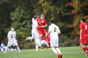 AHS boys soccer vs. Branford 053