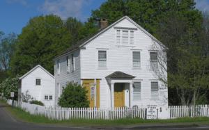 stone otis house