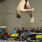 Boys Swimming and Diving: Amity Wins Again