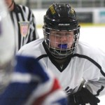 Girls' Hockey: Blue Devils Best Blades In Overtime