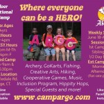 Camp Argo Hosts Open House On April 22