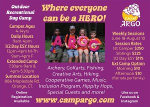 Camp Argo Open House @ Camp Argo | Orange | Connecticut | United States
