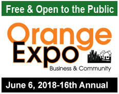 Orange Business and Community Expo Scheduled