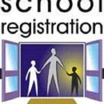 It's Time To Register Your Children For School (New K-6 Students)