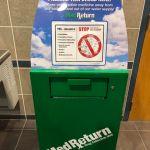 New Drug Drop Box Makes Disposal of Unwanted Prescriptions Easy