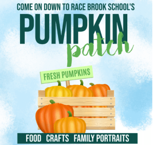 Race Brook School Pumpkin Patch Event