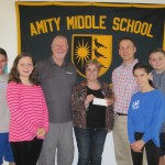 Jamie Hulley Arts Foundation Funds Amity Middle School (Bethany) Production