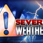 Severe Weather Warning In Effect