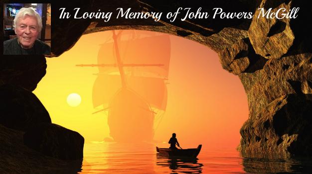 Obituary: John Powers McGill, 92, Beloved Father, Grandfather
