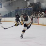 Boys Hockey: Csejka Gets His Hat Trick, Amity Defeated In Overtime