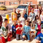 Race Brook Students Help Support Other Children