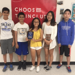 Amity Middle School - Orange A Top Performer In New England Math Contest