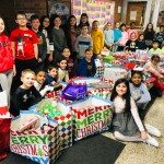 Less Fortunate ChildrenBenefit From Race Brook School Families Generosity
