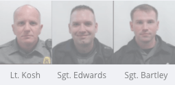 Three Promotions Announced At Orange Police Department This Week