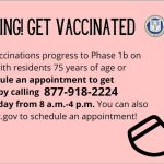 Maroney Offers Covid Vaccine Update