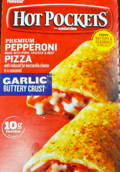 Recall: Pepperoni Hot Pockets May Contain Foreign Matter