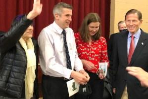 First Selectman's Debate @ Congregation Or Shalom