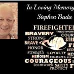 Obituary: Stephen Buda III, 56, Beloved Husband, Father, Firefighter