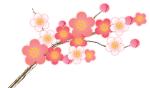 お正月飾りの縁起物!お花や植物や置物ではどんなのがある?