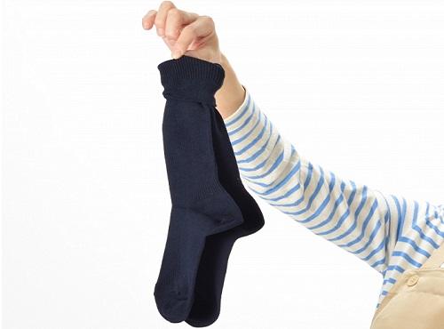 足の臭い 靴下