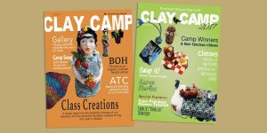 Edits and designs the annual NWPCG Clay Camp ezines