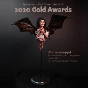 OrangeJar - Gold Awards 2020