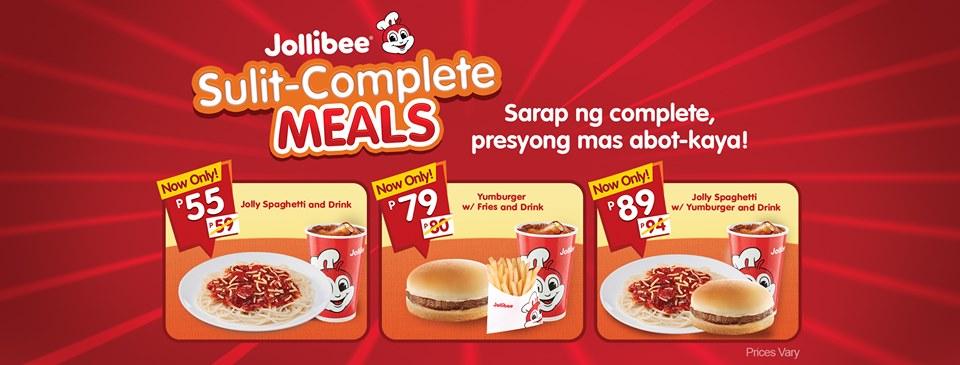 And Philippines Menu Jollibee Prices