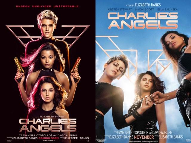 Image result for charlie's angels 2019 poster