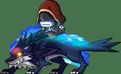 Corrupt Demon Wolf Rider