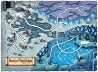 Road of Vanishing Map