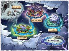 arcane-river