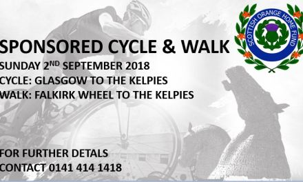 Sponsored Cycle & Walk