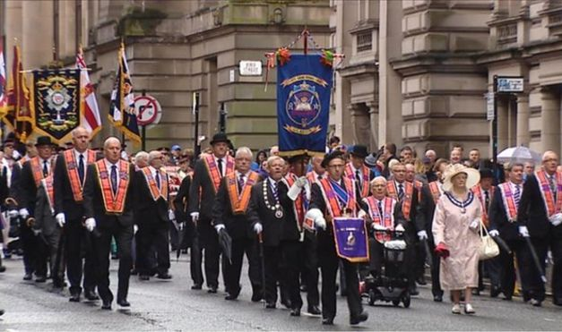 Grand Lodge looks forward to parading season.