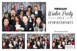 PopSugar Photobooth
