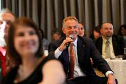 An Evening with Tony Blair - Fairmont Hotel, San Francisco, CA, USA