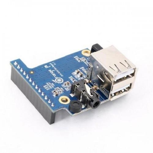 Orange Pi Zero Interface board - OP0014